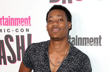 Tyler James Williams Entertainment Weekly Hosts Its Annual Comic-Con Party At FLOAT At The Hard Rock Hotel In San Diego In Celebration Of Comic-Con 2018 - Arrivals