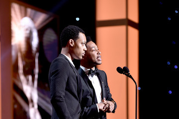 Tyler James Williams 49th NAACP Image Awards - Roaming Show