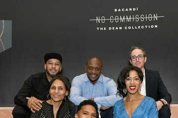 Tyler Mitchell BACARDÍ x The Dean Collection Present No Commission: Miami December 6, 2018