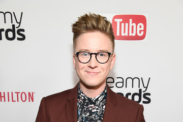 Tyler Oakley The 6th Annual Streamy Awards Hosted by King Bach and Live Streamed on YouTube - Red Carpet