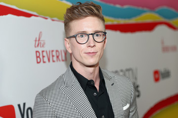 Tyler Oakley The 8th Annual Streamy Awards - Red Carpet