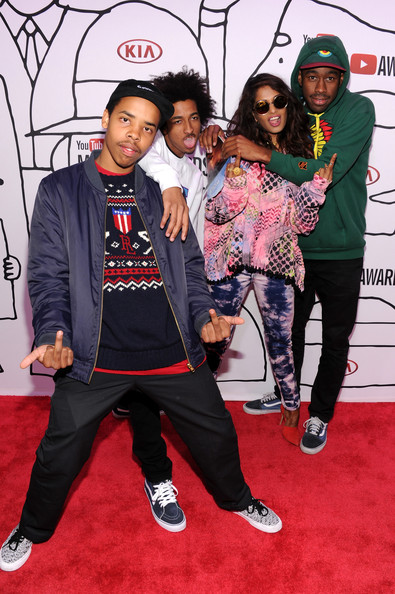 Arrivals at the YouTube Music Awards