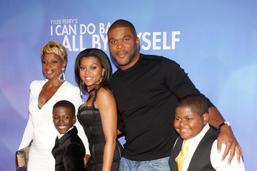 """Tyler Perry Kwesi Boakye """"Tyler Perry's I Can Do Bad All By Myself"""" New York Premiere"""