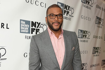 Tyler Perry 'Gone Girl' Premieres in NYC