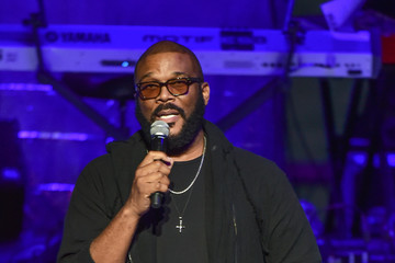 Tyler Perry Aretha Franklin Tribute Concert