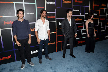 Tyler Posey Dylan O'Brien Entertainment Weekly's Annual Comic-Con Celebration - Arrivals