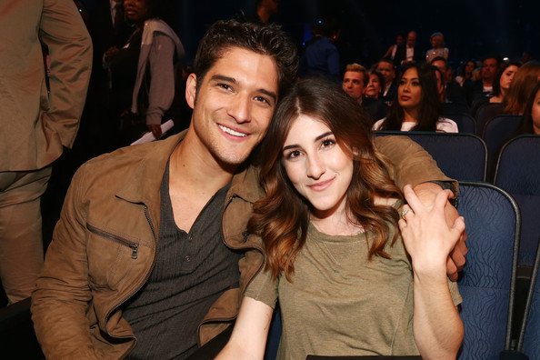 Tyler Posey - Inside the MTV Movie Awards