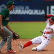 Tyler Smith South Africa vs. Mexico - WBSC U-23 World Cup Group A