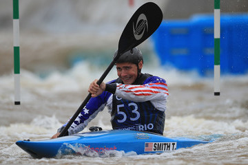 Tyler Smith 2016 USA Canoe/Kayak Slalom Olympic Team Trials - Day 2