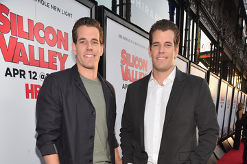 Tyler Winklevoss Premiere Of HBO's 'Silicon Valley' Season 2 - Red Carpet