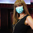 Tyra Banks Madame Tussauds Re-Opens In Times Square