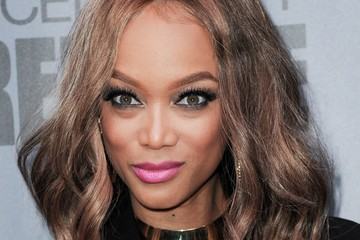 Tyra Banks Q&A for NBC's 'The New Celebrity Apprentice' - Arrivals