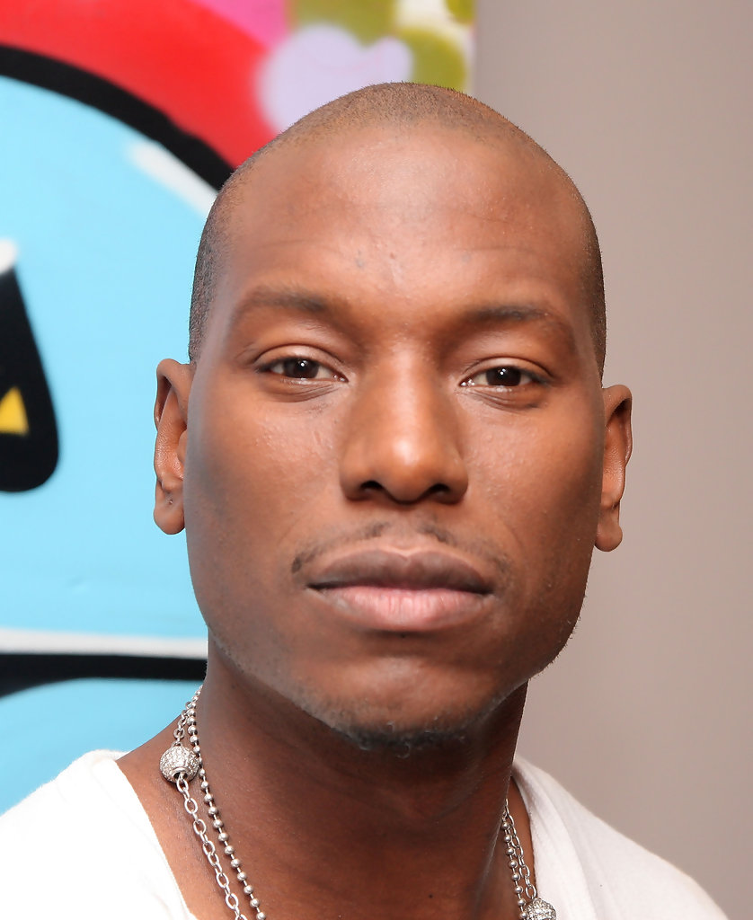 Singer tyrese gibson this phrase
