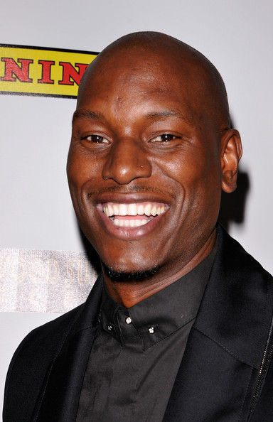 Precisely Singer tyrese gibson