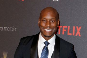 Tyrese Gibson 2016 Weinstein Company And Netflix Golden Globes After Party - Arrivals