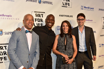 Tyrese Gibson Rush Philanthropic Arts Foundation's 2016 ART FOR LIFE Benefit Presented by Bombay Sapphire Gin