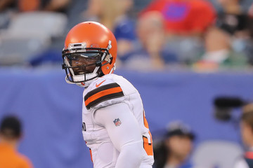 Tyrod Taylor Cleveland Browns vs. New York Giants