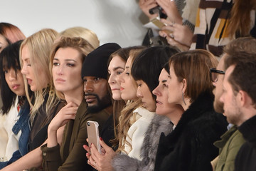 Tyson Beckford Ralph Lauren - Front Row - Fall 2016 New York Fashion Week: The Shows