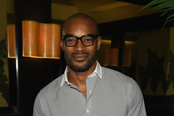 Tyson Beckford Dsquared's Dean and Dan Caten Host Dinner at Indochine