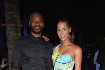 Tyson Beckford Sports Illustrated And Wall Present SWIMMIAMI 2017 Opening Party - Backstage/Front Row
