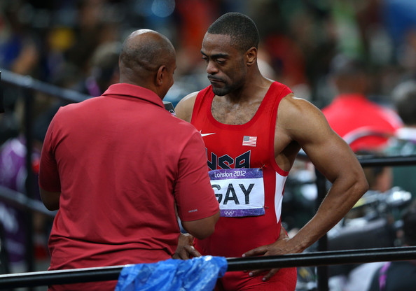 Tyson Gay - Olympics Day 9 - Athletics