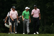 Miguel Angel Jimenez Alvaro Quiros Photos Photo
