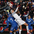 Megan Rapinoe and Giulia Domenichetti Photos