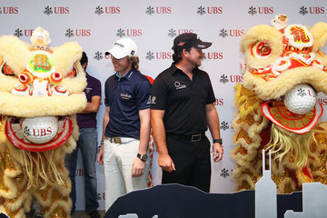 Rory McIlroy Graeme McDowell UBS Hong Kong Open - Previews