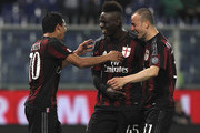 Luca Antonelli and Carlos Bacca Photos Photo
