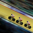 Katie Colclough UCI Track Cycling World Cup Classic in Manchester - Day One