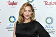 Susie Abromeit attends UCLA's 2018 Institute of the Environment and Sustainability Gala on March 22, 2018 in Beverly Hills, California.
