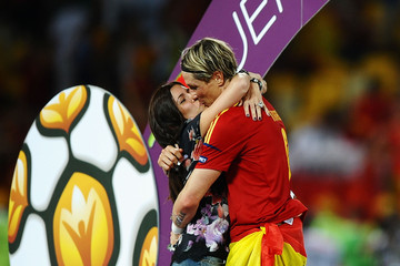 Olalla Dominguez UEFA EURO 2012 - Matchday 19 - Pictures Of The Day