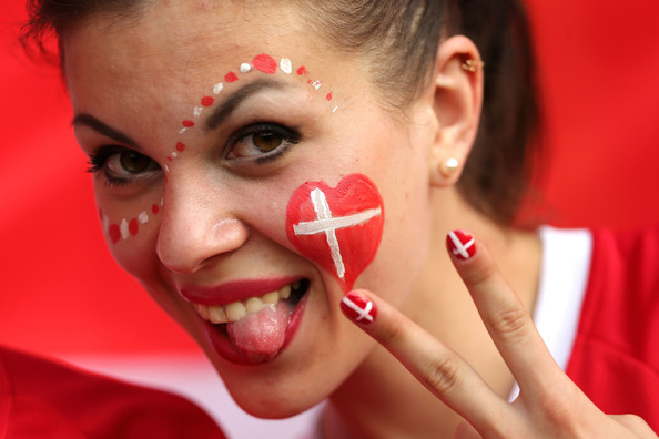 UEFA EURO 2012 - Matchday 2 - Pictures Of The Day