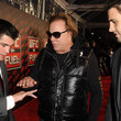 Mickey Rourke Carlos Condit Photos