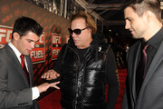 Mickey Rourke Carlos Condit Photos Photo