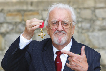 Bernard Cribbins UK Best Pictures Of The Day - November 3, 2011