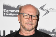 "Director Paul Haggis attends the ""UNA"" Premiere Screening at Sunshine Landmark Cinema on October 4, 2017 in New York City.  / AFP PHOTO / ANGELA WEISS"