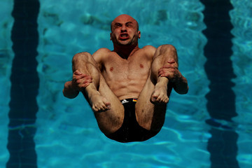 Pavlo Rozenberg US Diving Grand Prix