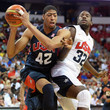 Anthony Davis and Michael Kidd-Gilchrist Photos