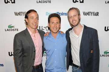 """Michael Rauch USA Network And Vanity Fair Celebrate The Second Season Of """"Royal Pains"""""""