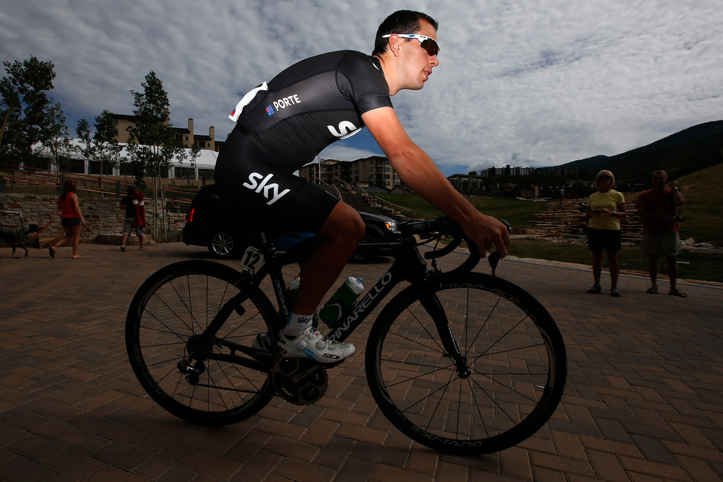 Richie porte photos photos usa pro cycling challenge for Richie porte cyclist