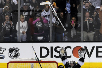 Drew Doughty Colin Fraser USA - Sports Pictures of the Week - June 18, 2012