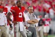 Terrelle Pryor;Jim Tressel Photos Photo