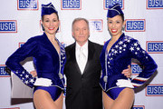 TV Host Dick Cavett attends the 50th USO Armed Forces gala & Gold Medal dinner at The New York Marriott Marquis on December 7, 2011 in New York City.