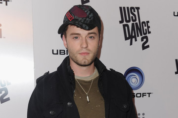 Edin Gali Ubisoft's Launch Of 'Just Dance 2' - Arrivals