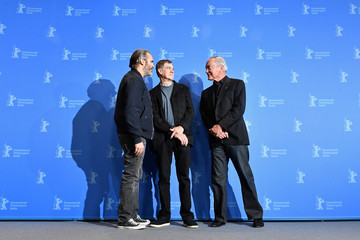 Udo Kier 'Don't Worry, He Won't Get Far on Foot' Photo Call - 68th Berlinale International Film Festival