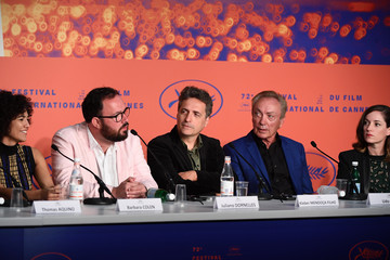 """Udo Kier """"Bacurau"""" Press Conference -The 72nd Annual Cannes Film Festival"""