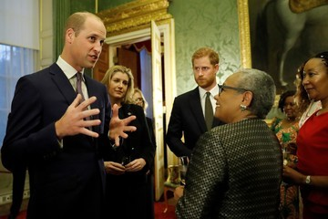 Uhuru Kenyatta The Duke Of Cambridge Attends The 2018 Illegal Wildlife Trade Conference
