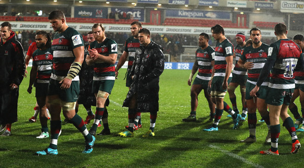 Leicester Tigers Dejection