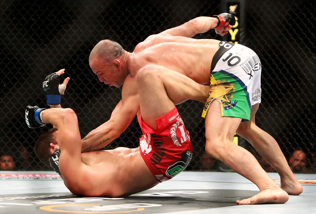 Ultimate Fighting Championship 4